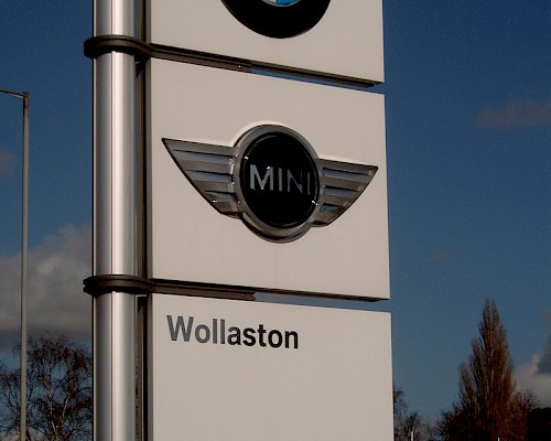 Wollaston Mini, Northampton