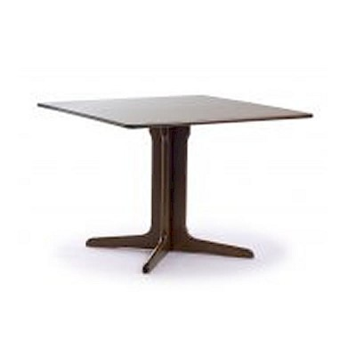 Square Pedestal Table