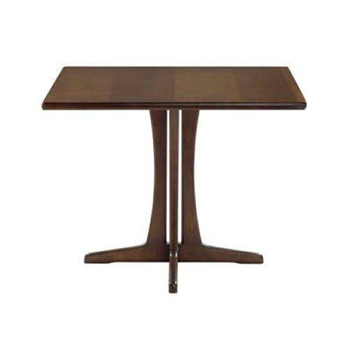 Palma Pedestal Square Table
