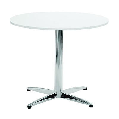 Petra Pedestal Round Table
