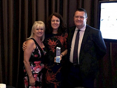 Care Home Awards Success